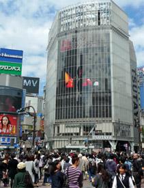 渋谷はナンパオワコン地帯